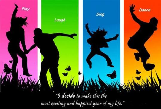 danser jouer chanter...