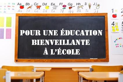 éducation bienveillante école